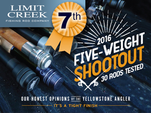 Fly Rod Shootout